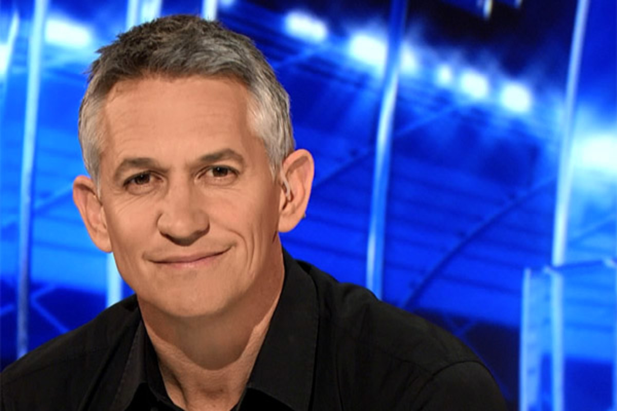 Footballer-turned-snack-spokesman Gary Lineker (PHOTO: INGENIE)