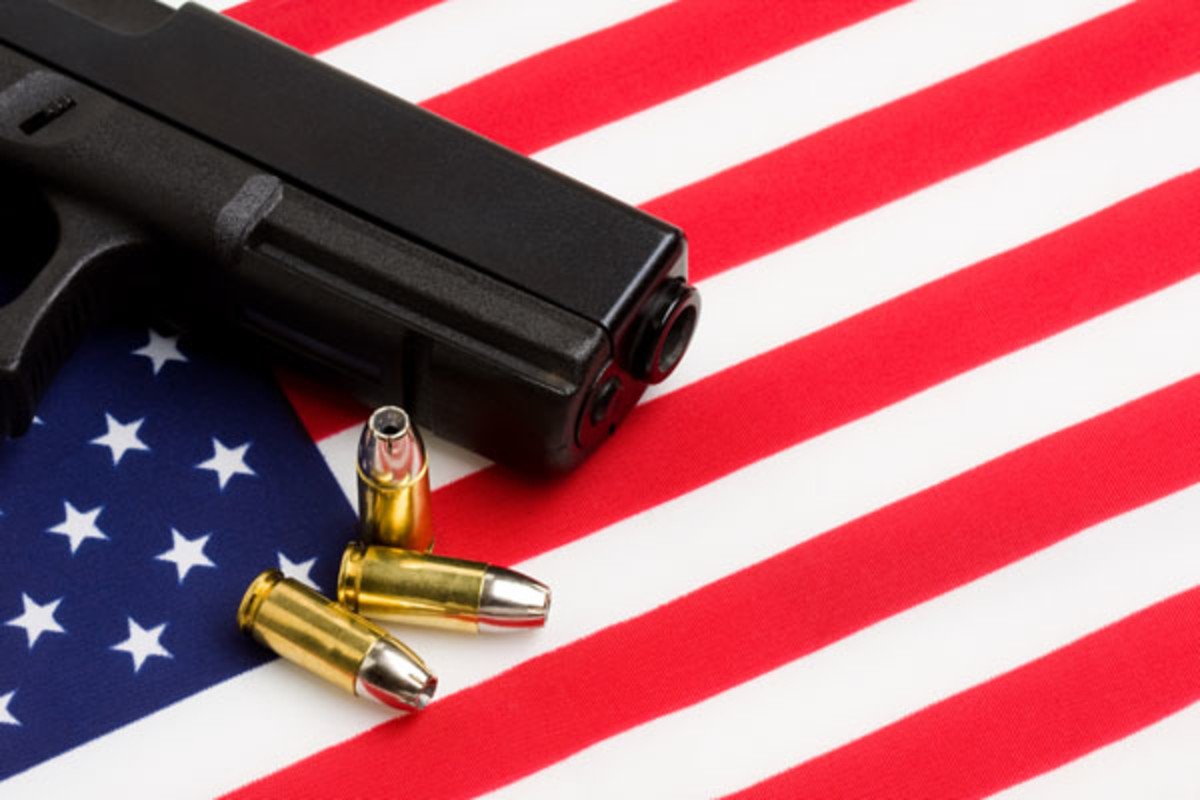 guns in america a controversial case on human safety Over the years the government has legislated minute instructions on safety  case that the banning of guns  gun control is a pro-life issue,.