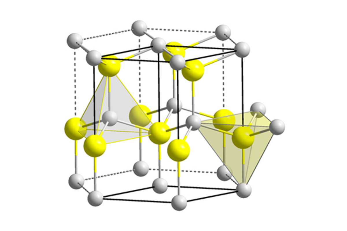 Gallium nitride. (ILLUSTRATION: PUBLIC DOMAIN)