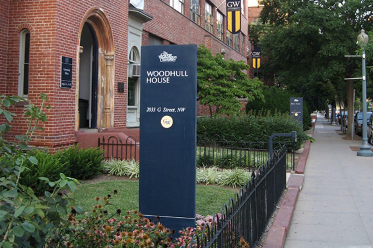 The George Washington University. (PHOTO: KEN LUND/FLICKR)