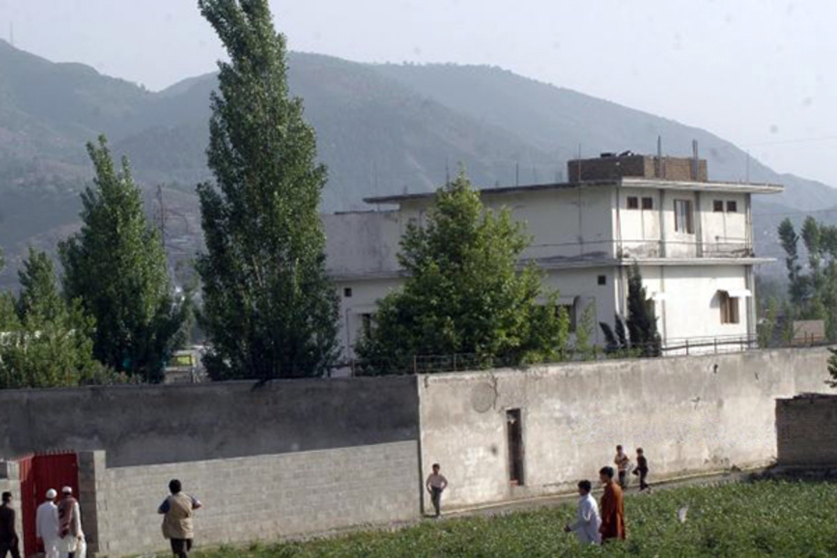 View of Osama bin Laden's compound in Abbottabad, Pakistan, where he was killed on May 1, 2011. (PHOTO: SAJJAD ALI QURESHI/WIKIMEDIA COMMONS)