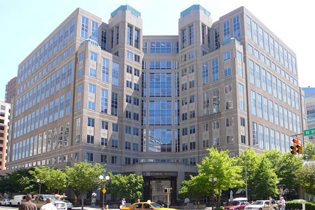 The National Science Foundation building. (PHOTO: PUBLIC DOMAIN)