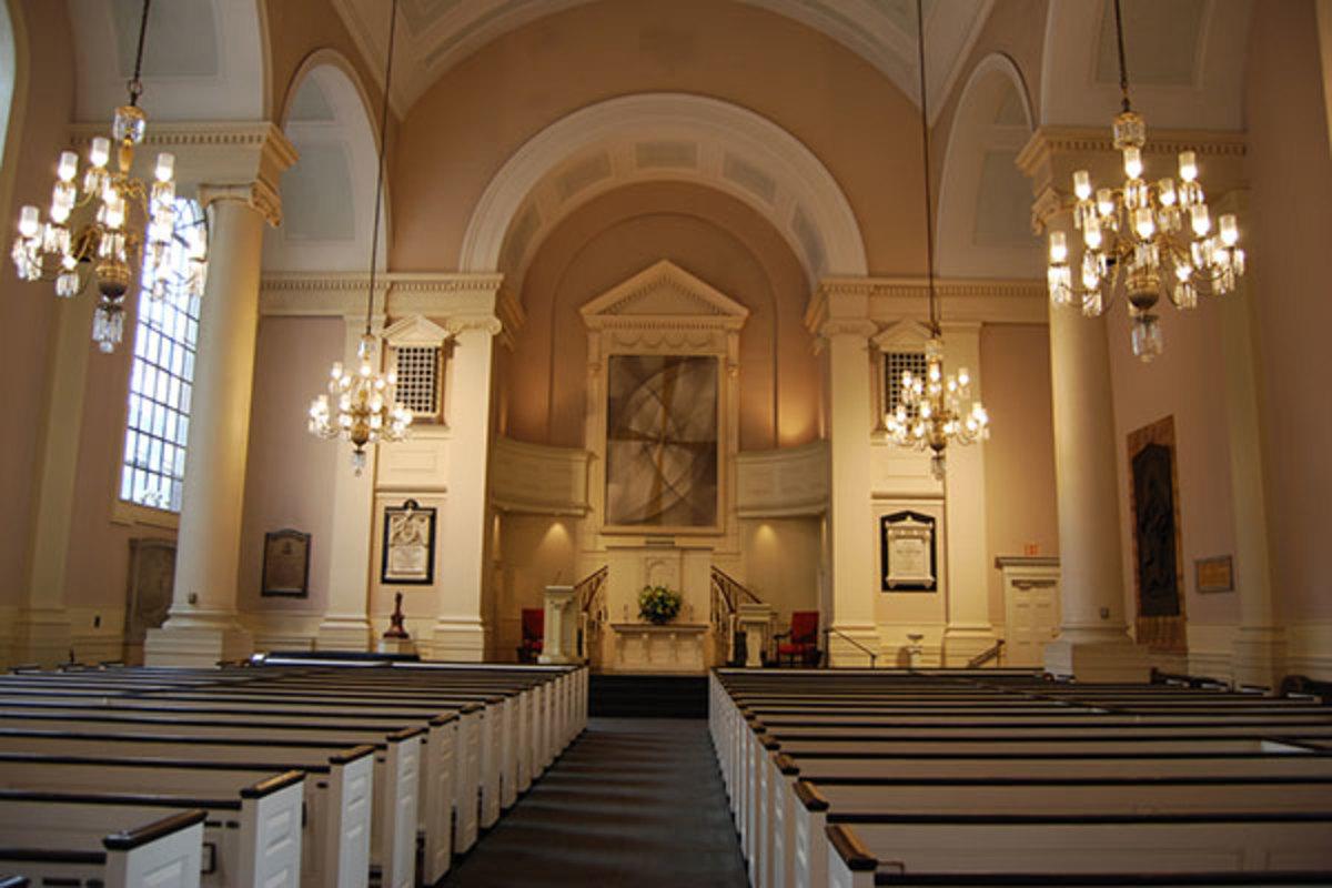 All Souls Unitarian Church in New York City. (PHOTO: FLICKR)