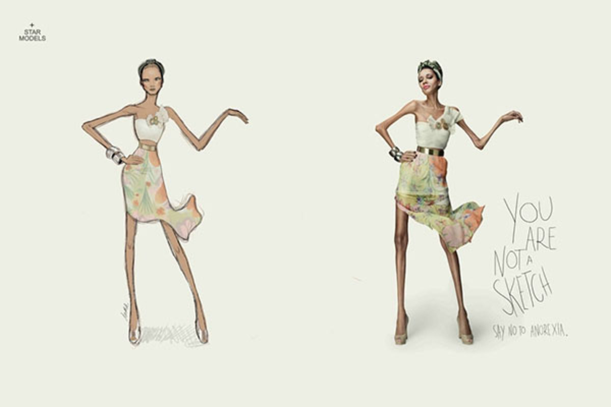 How the fashion industry affects body image 70