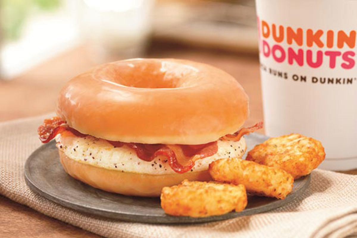 (PHOTO: DUNKIN' DONUTS)