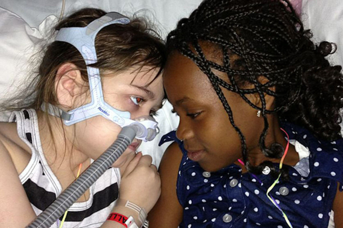 Sarah Murnaghan, 10, needs a lung transplant. (PHOTO: COURTESY MURNAGHAN FAMILY)