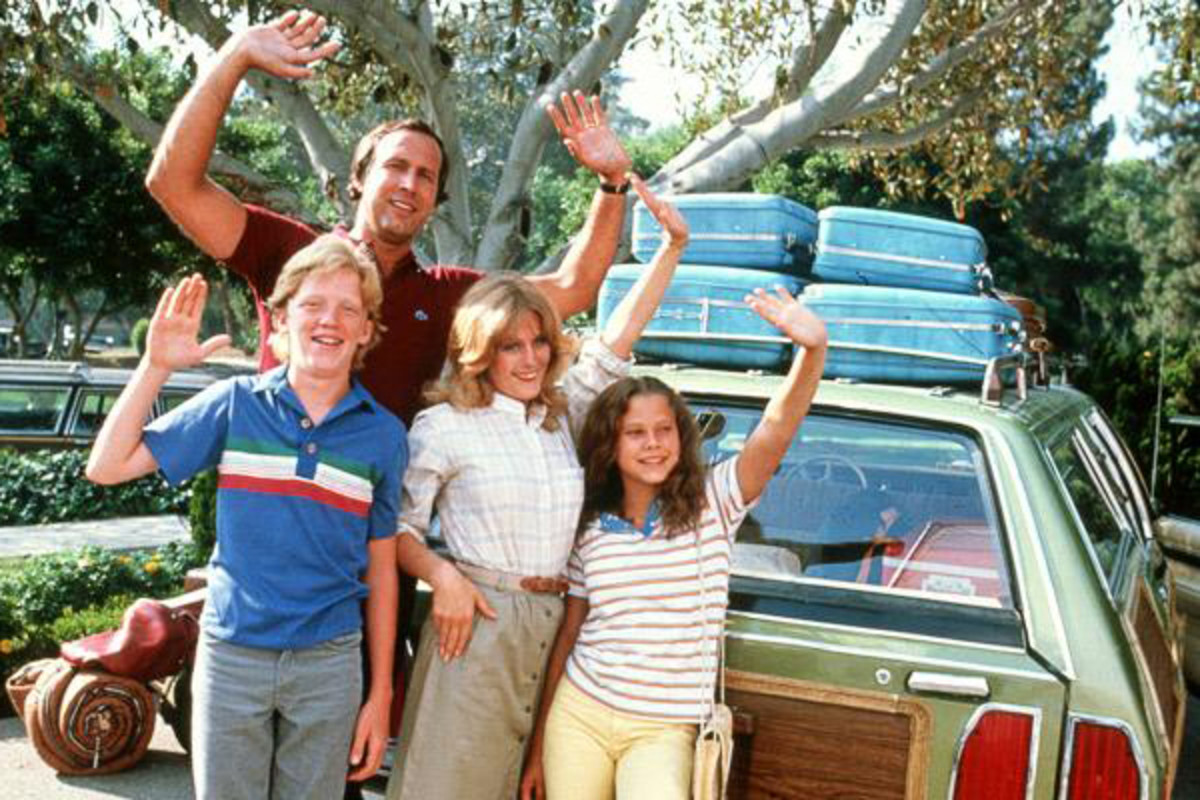 Yes, Griswolds, wave bye-bye to any thought of federally mandated paid vacation. (PHOTO: WARNER BROS)