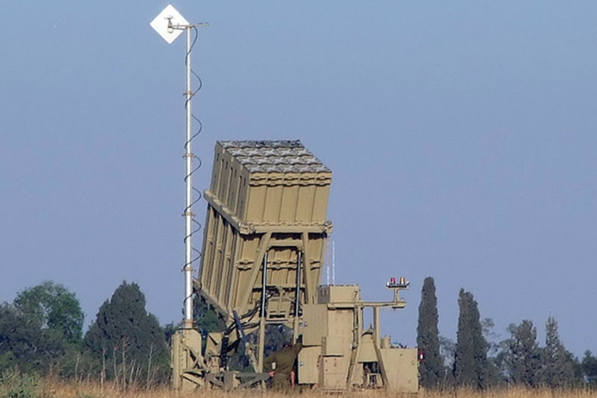 Israel's vaunted Iron Dome anti-missile system is a current example of a human-on-the-loop weapon system that could easily evolve into a human-out-of-the-loop one. (PHOTO: PUBLIC DOMAIN)