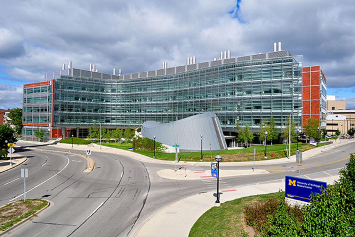 The Biomedical Science Research Building at the University of Michigan Medical School. (PHOTO: WIKIMEDIA COMMONS)