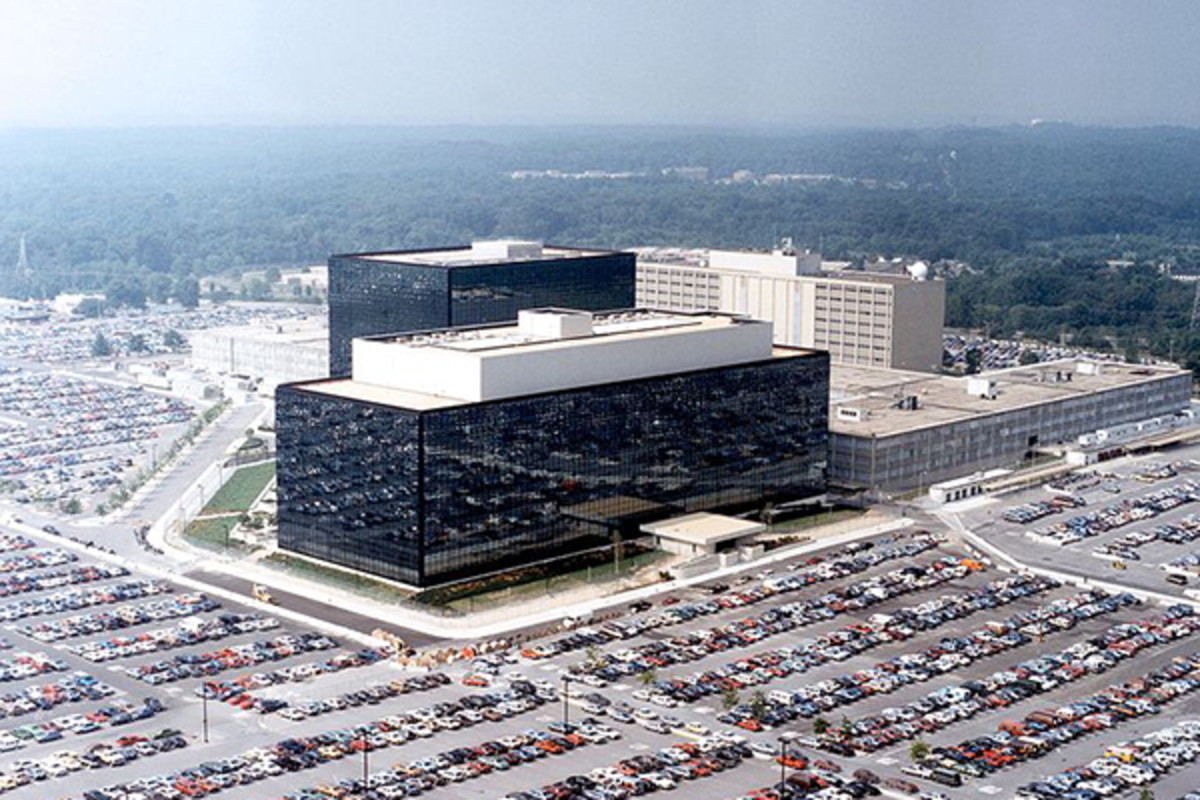 NSA headquarters in Fort Meade, Maryland. (PHOTO: PUBLIC DOMAIN)