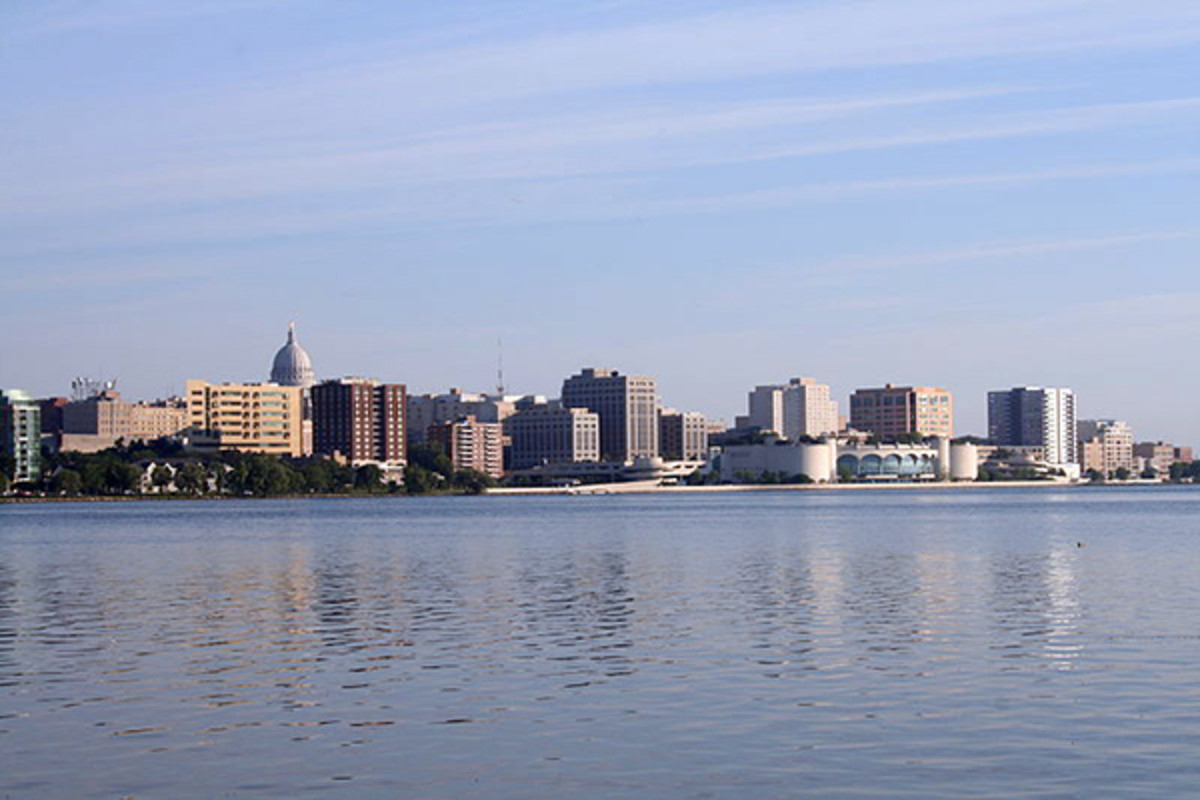 Downtown Madison skyline. (PHOTO: DORI/WIKIMEDIA COMMONS)