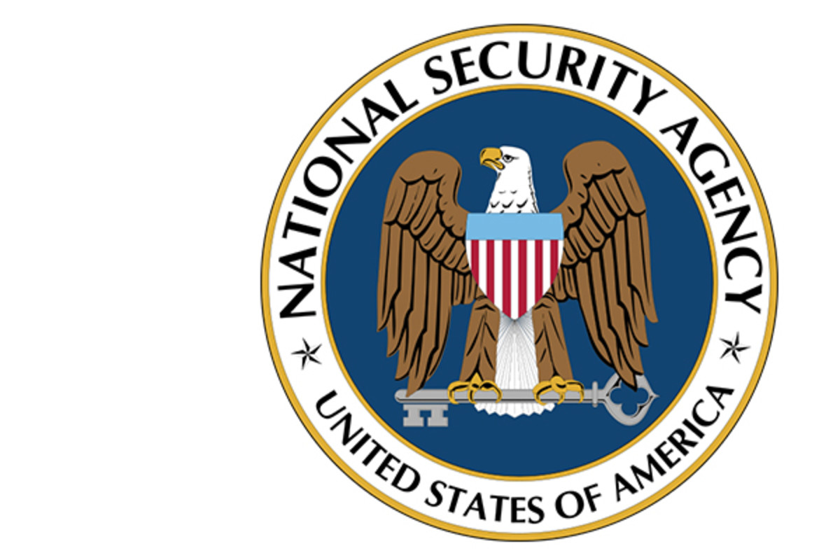 Seal of the National Security Agency. (SEAL: PUBLIC DOMAIN)