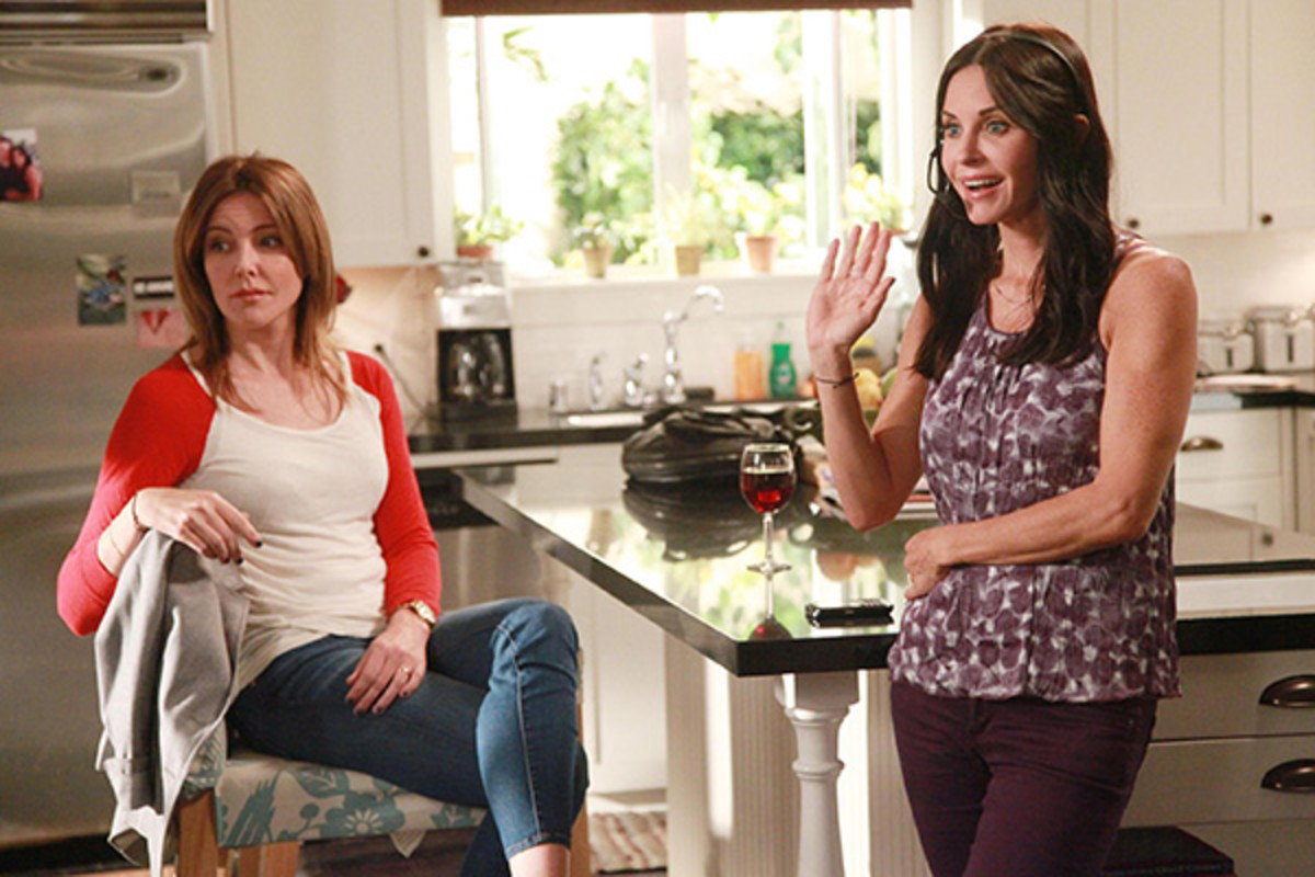Cougar Town. (PHOTO: COURTESY OF ABC)