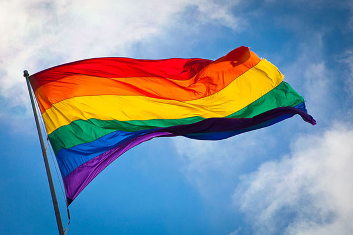 LGBT flag. (BENSON KUA/WIKIMEDIA COMMONS)