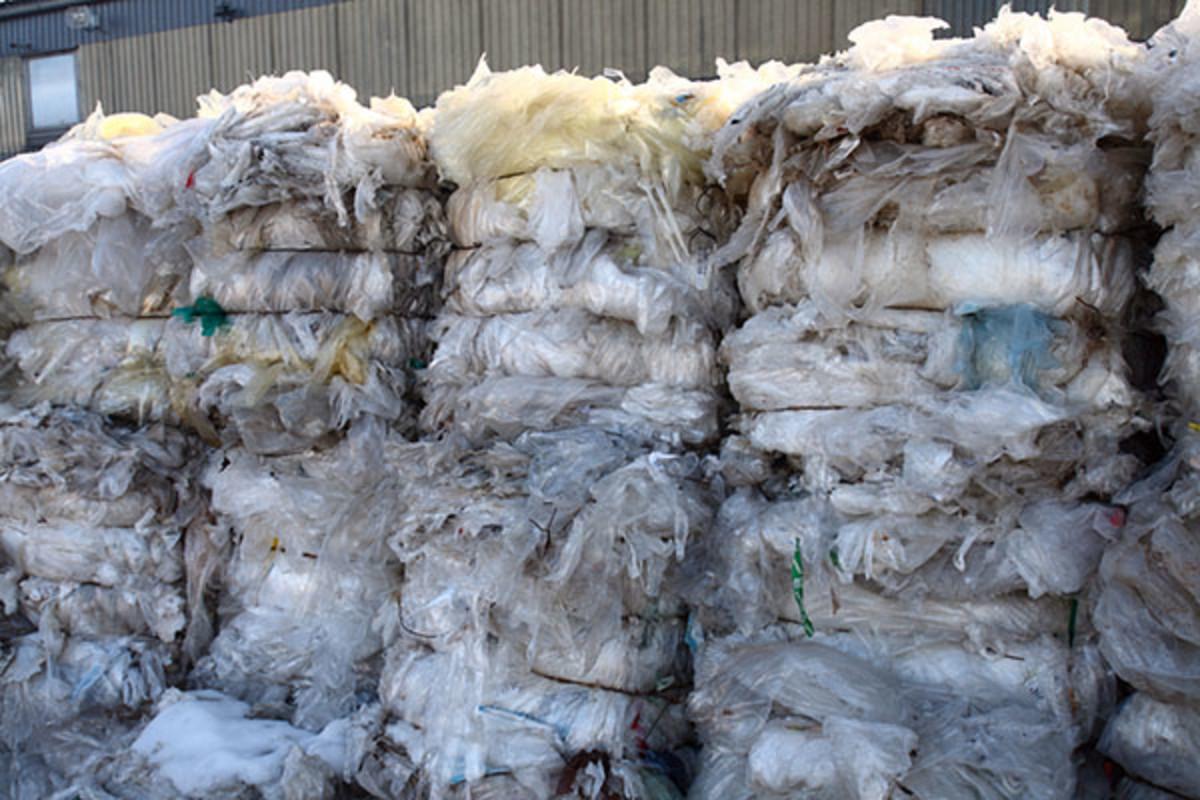 The recycling of plastic. (PHOTO: VOJTAZ/<a href=