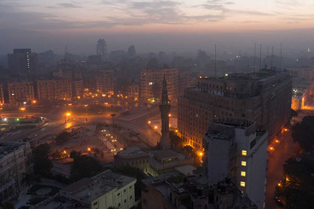 Tahrir Square in the early morning back in November 2012. (PHOTO: FRANK SCHULENBURG/WIKIMEDIA COMMONS)