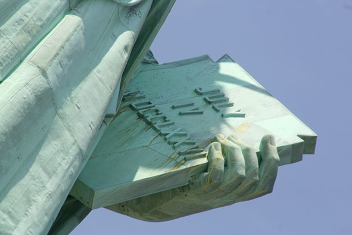 Statue of Liberty. (PHOTO: PETERJBELLIS/FLICKR)