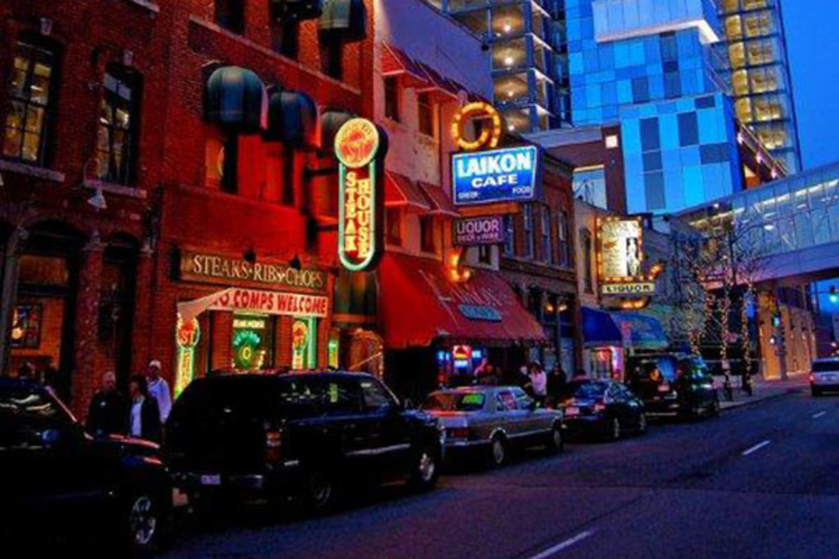 Greektown Historic District in Detroit. (PHOTO: GREEKTOWN/WIKIMEDIA COMMONS)
