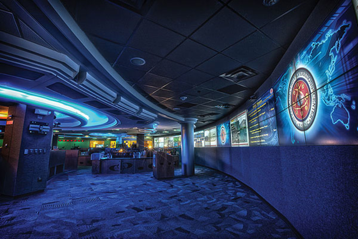 NSA operations center in 2012. (PHOTO: PUBLIC DOMAIN)