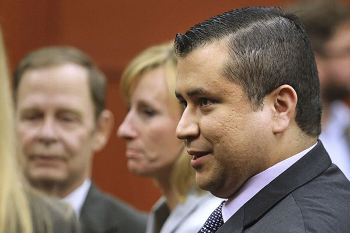 George Zimmerman leaving court after the not guilty verdict was read. (PHOTO: PUBLIC DOMAIN)