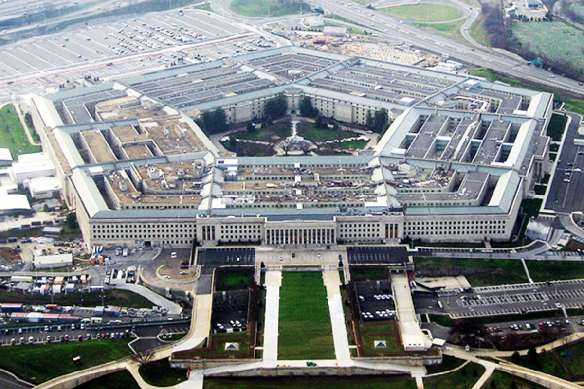 The Pentagon in January 2008. (PHOTO: DAVID B. GLEASON/WIKIMEDIA COMMONS)