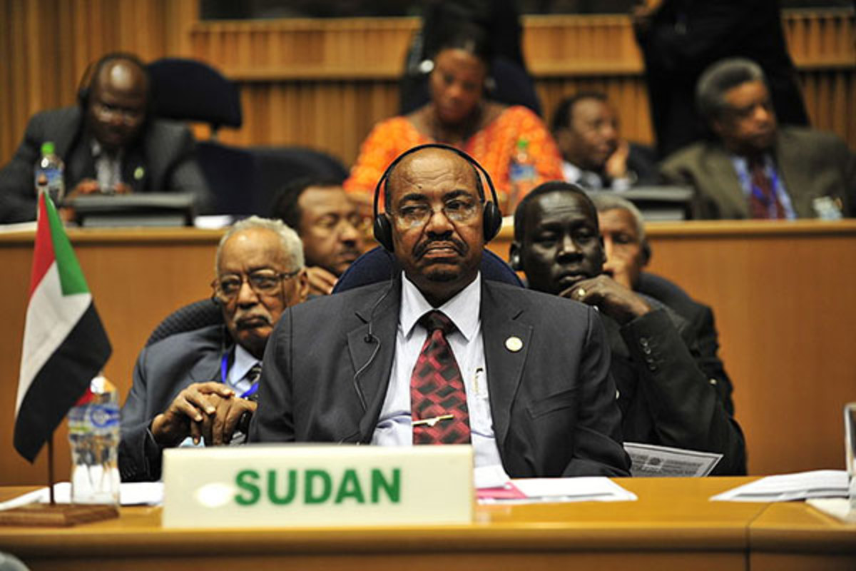 The ICC issued an arrest warrant for Omar al-Bashir of Sudan over alleged war crimes in Darfur. (PHOTO: PUBLIC DOMAIN)
