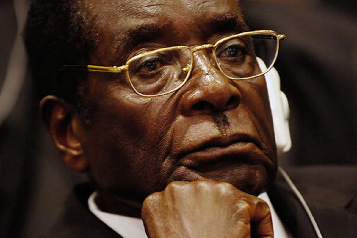 Mugabe. (PHOTO: PUBLIC DOMAIN)