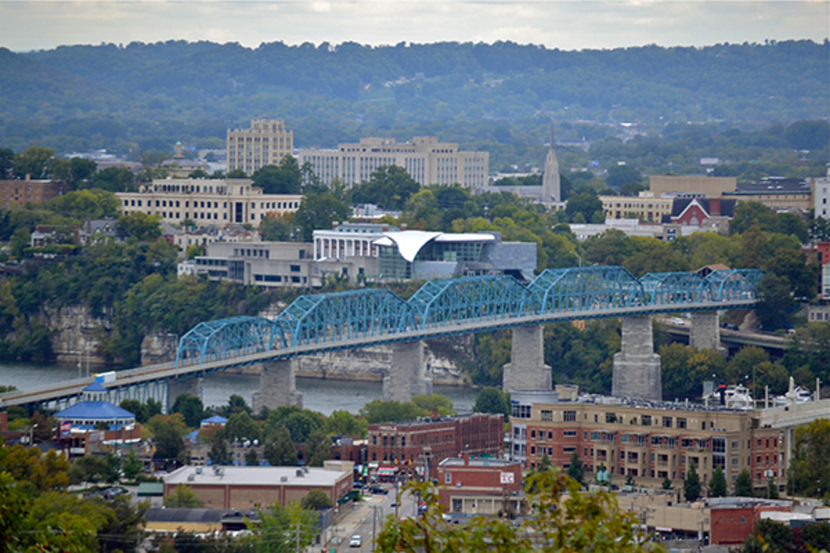 Chattanooga, October 2012. (PHOTO: IMILIOUS/WIKIMEDIA COMMONS)