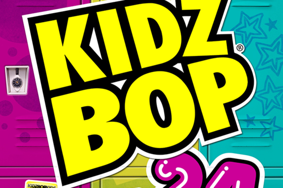 Kidz Bop 24, released on July 16, 2013. (PHOTO: COURTESY OF KIDZ BOP)