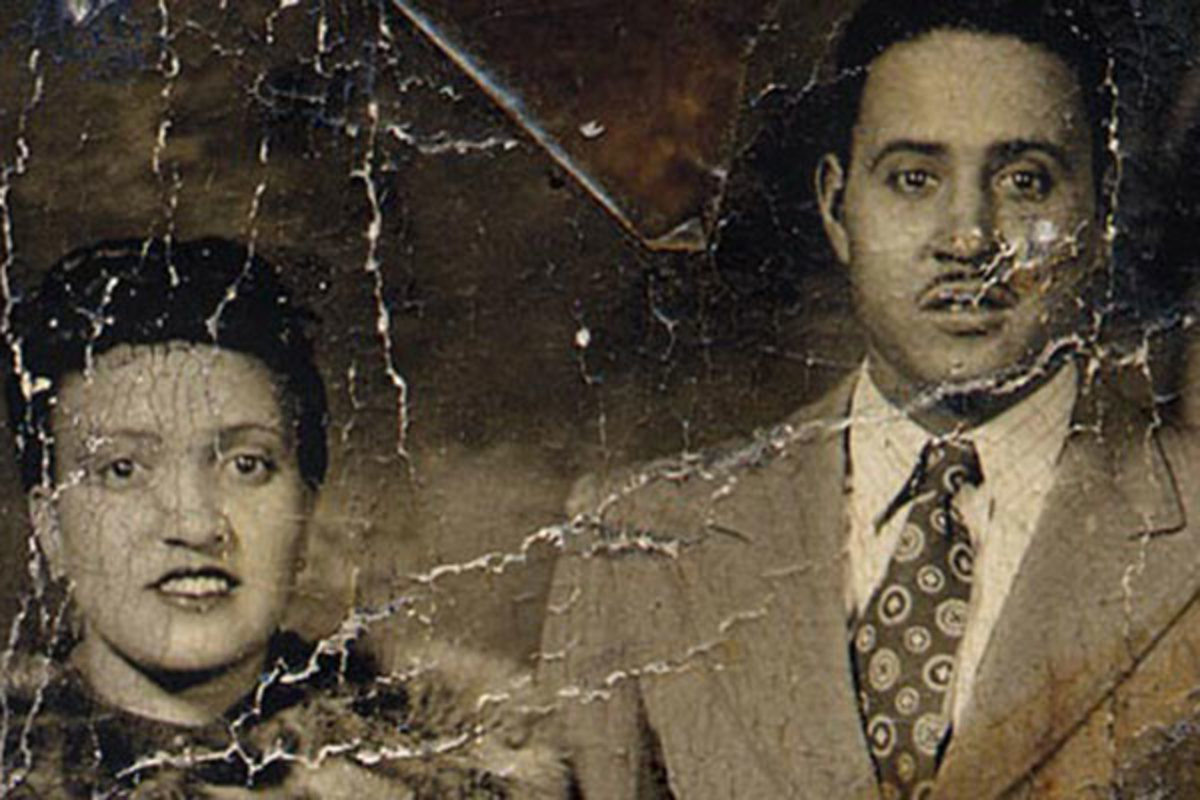 Henrietta and David Lacks. (PHOTO: WIKIMEDIA COMMONS)