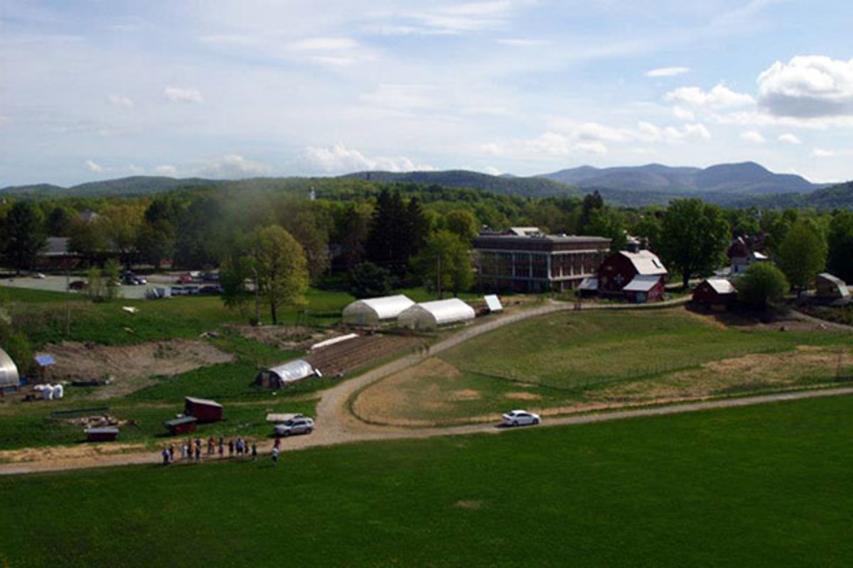Green Mountain College. (PHOTO: FACEBOOK)