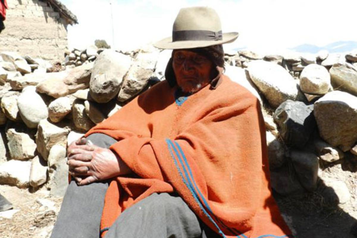 Carmelo Flores Laura. (PHOTO: EPA)