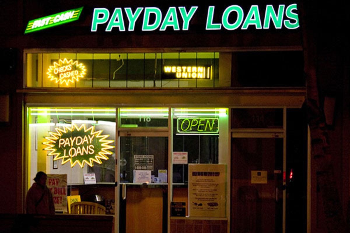 In state after state that has tried to ban payday and similar loans, the industry has found ways to continue to peddle them. (PHOTO: THOMAS HAWK/FLICKR)