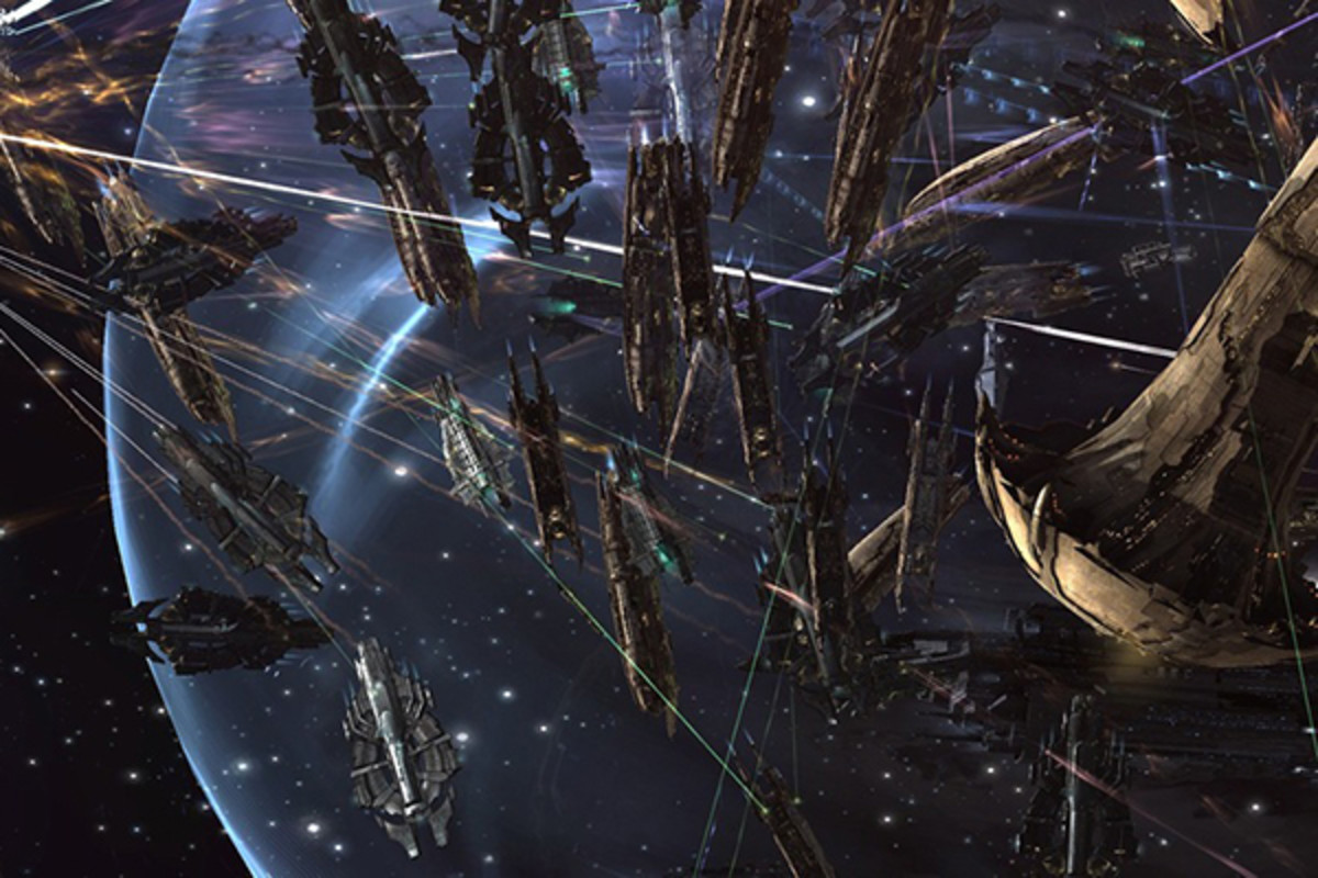 EVE. (IMAGE: COURTESY OF CCP GAMES)