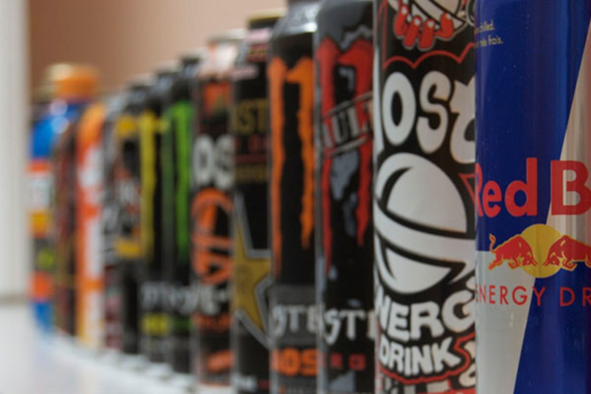 toxicity of energy drinks