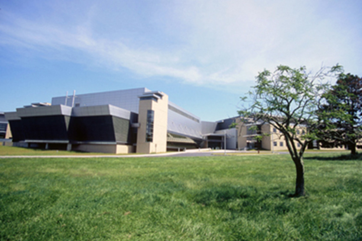 NIST AML building. (PHOTO: PUBLIC DOMAIN)