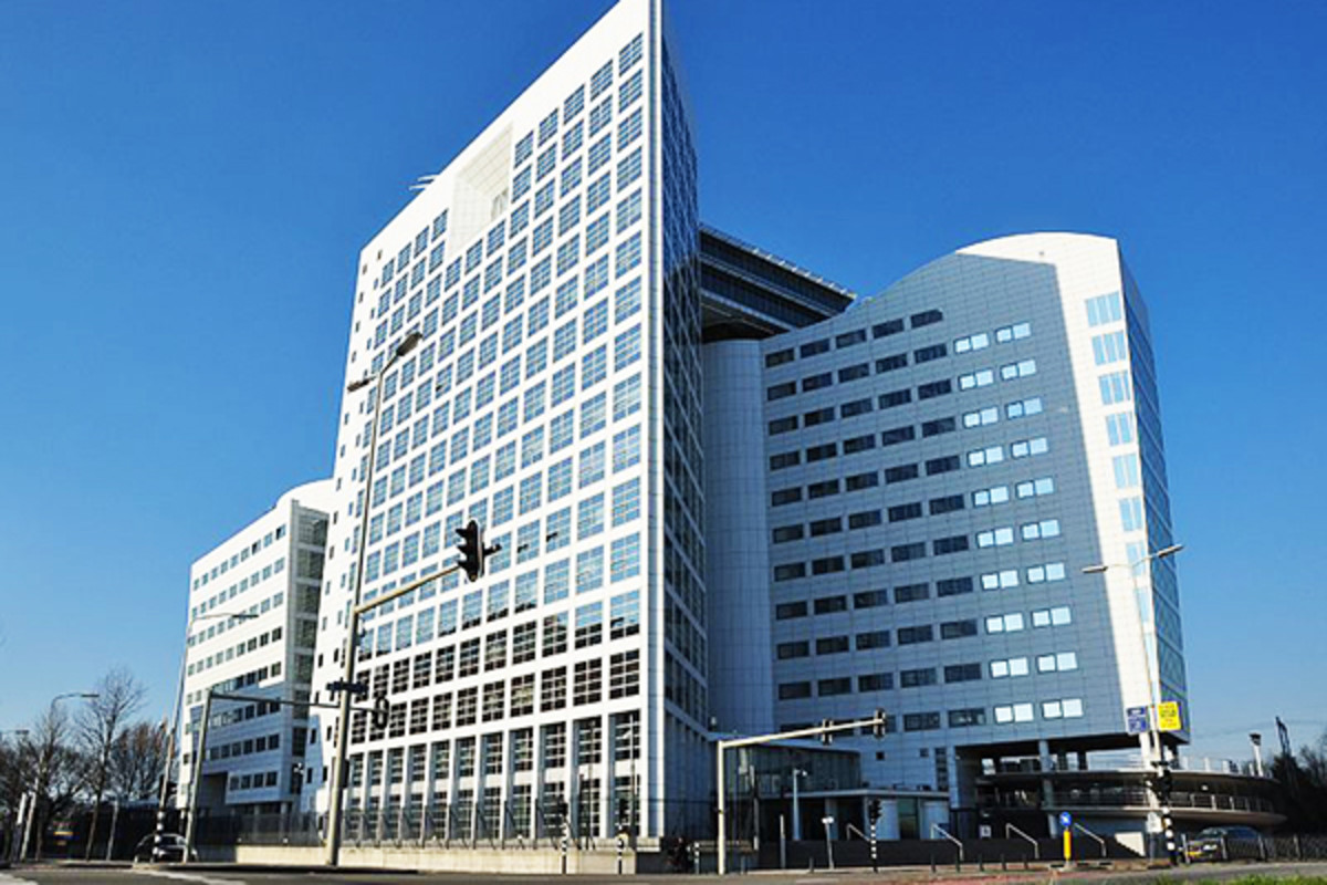 The main ICC building in The Hague. (PHOTO: VINCENT VAN ZEIJST/WIKIMEDIA COMMONS)