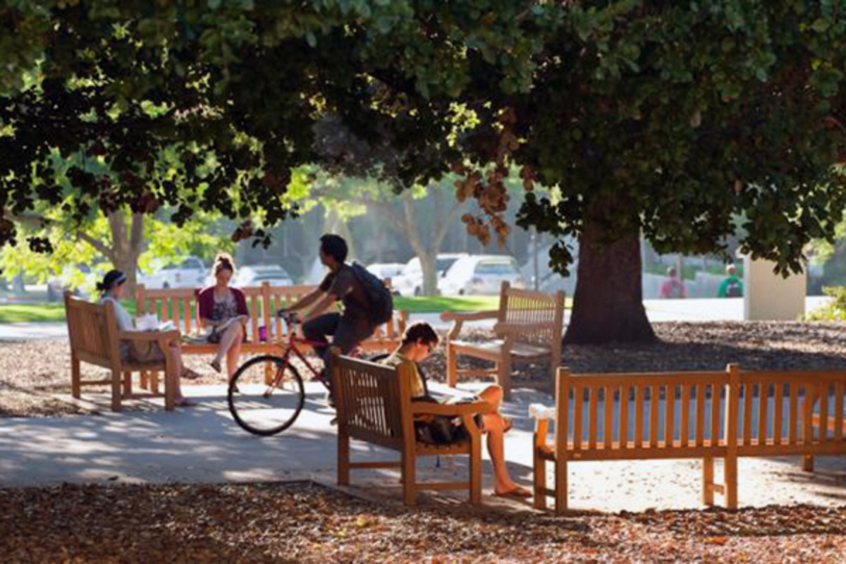 Occidental College. (PHOTO: COURTESY OF OCCIDENTAL COLLEGE)