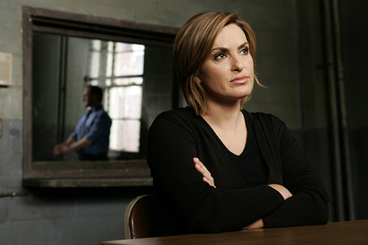 Detective Olivia Benson. (PHOTO: COURTESY OF NBC)