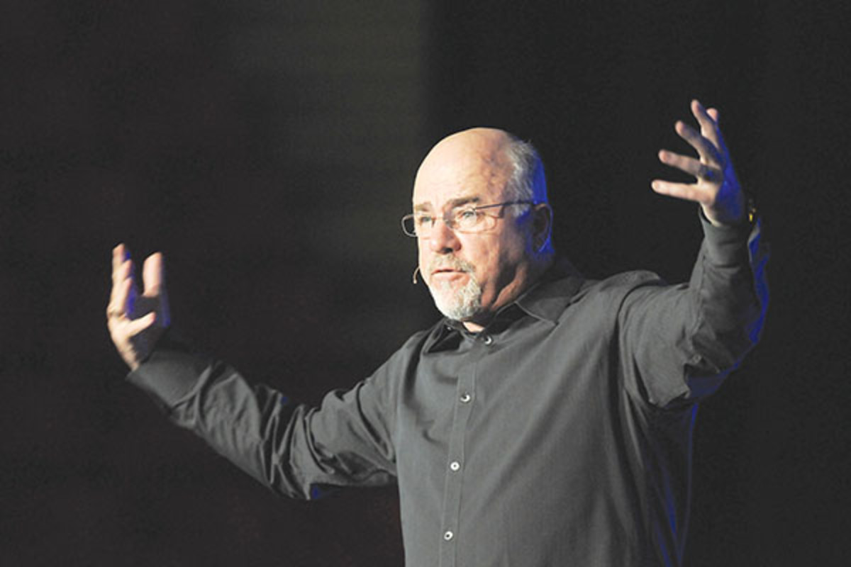 Dave Ramsey. (PHOTO: JACKSON LAIZURE/GETTY IMAGES)