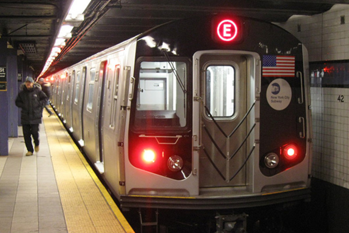 The New York City Subway. (PHOTO: ADAM E. MOREIRA/WIKIMEDIA COMMONS)