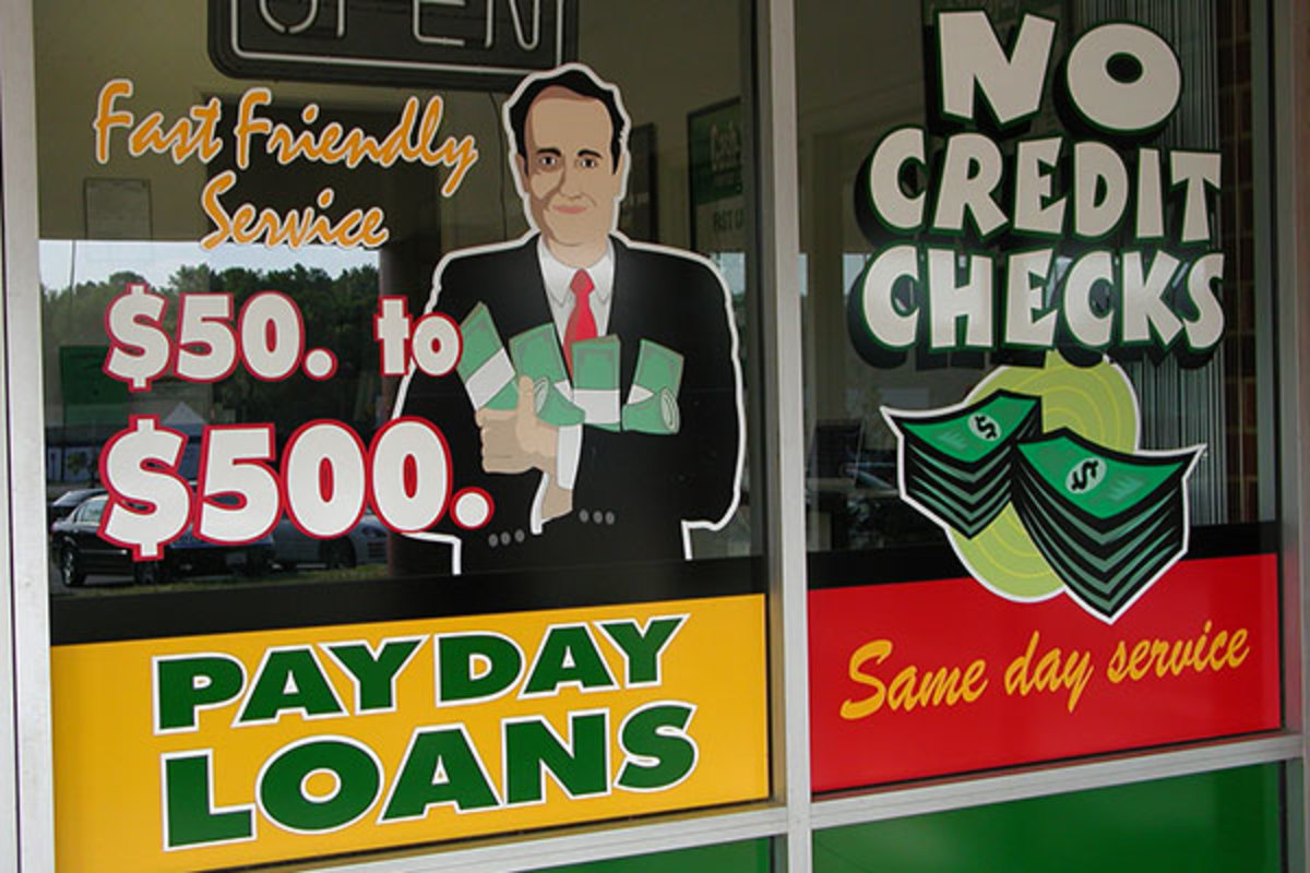 Banks That Specialize In Payday Loans