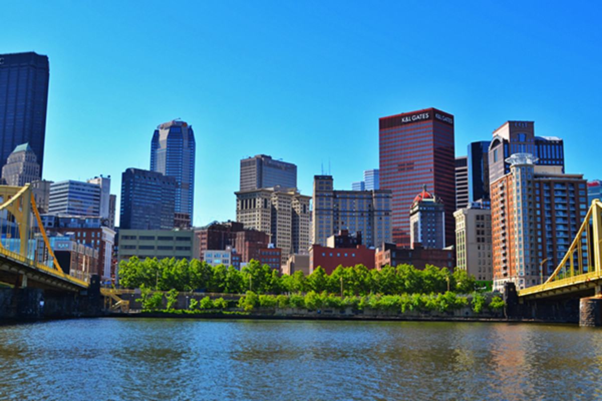 Downtown Pittsburgh from the North Shore. (PHOTO: THEEDITOR93/WIKIMEDIA COMMONS)