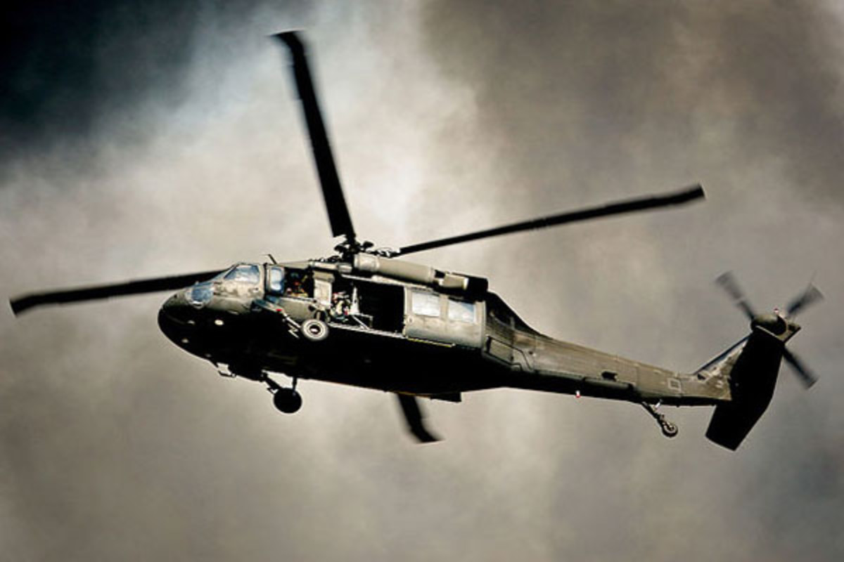 Black Hawk helicopters are among the items that may now be subject to fewer export restrictions. (PHOTO: MATT.HINTSA/FLICKR)