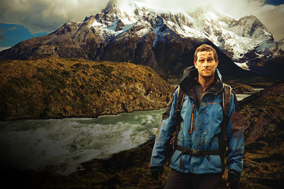 Get Out Alive With Bear Grylls. (PHOTO: COURTESY OF NBC)