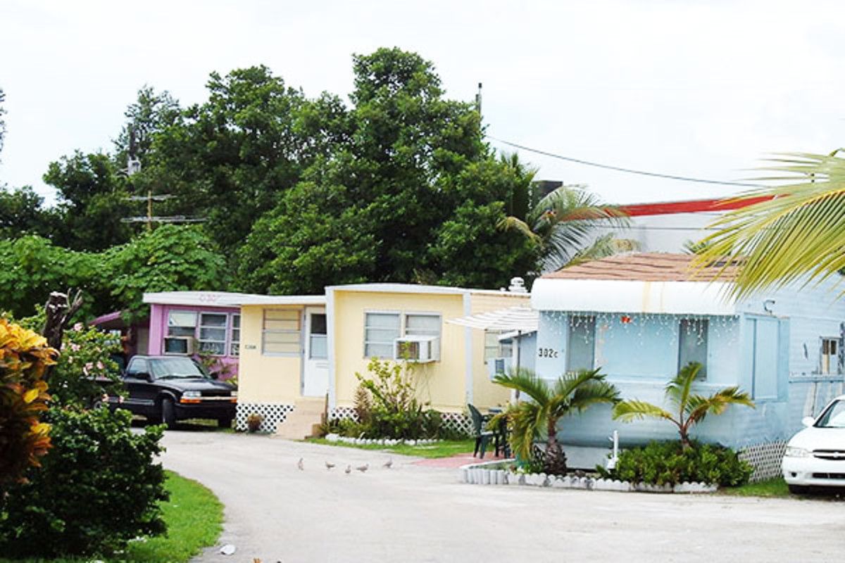 Trailer park in West Miami, Florida. (PHOTO: DR ZAK/WIKIMEDIA COMMONS)