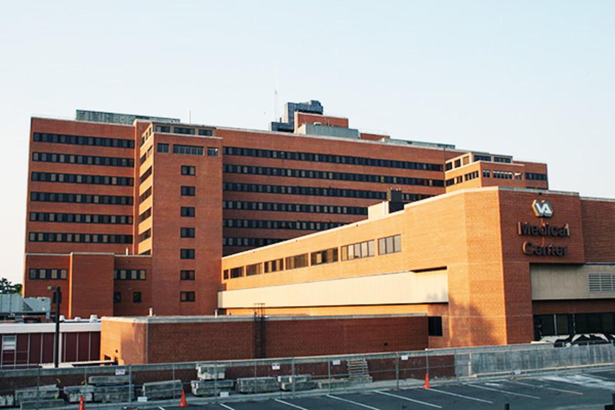 Veterans Affairs medical center in Durham, North Carolina. (PHOTO: ILDAR SAGDEJEV/WIKIMEDIA COMMONS)