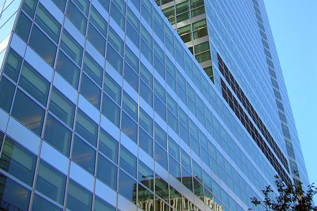 Goldman Sachs Headquarters, at 200 West Street, in Manhattan. (PHOTO: QUANTUMQUARK/WIKIMEDIA COMMONS)