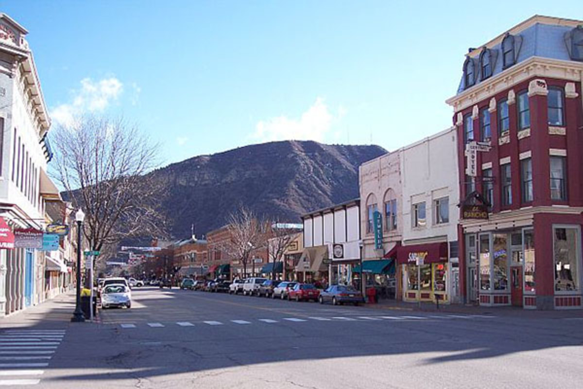 Downtown Durango, Colorado. (PHOTO: SASCHA BRUCK)
