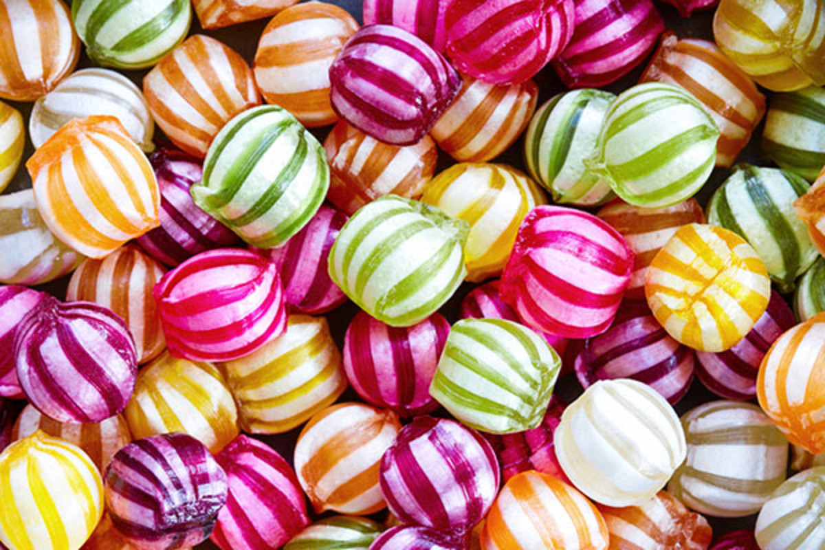Candy. (PHOTO: RUTH BLACK/SHUTTERSTOCK)